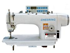 Computer Controlled Hign-Speed Locktitch Sewing Machine9800