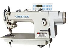 Bottom Feed Lockstich Sewing Machine 0302