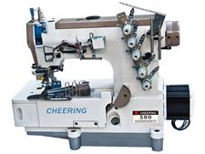 Direct Drive Interlock Sewing Machine500
